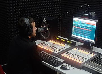 Radyo odası yalıtım
