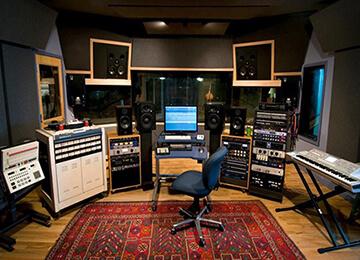 Stüdyo odası akustik projelendirme