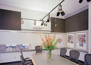 Toplantı odası akustik yalıtım